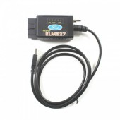 ELM327 USB с переключателем HS+MS CAN